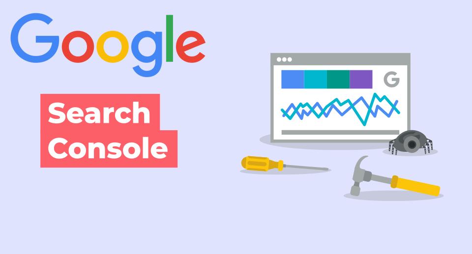 google search console agence web ile maurice