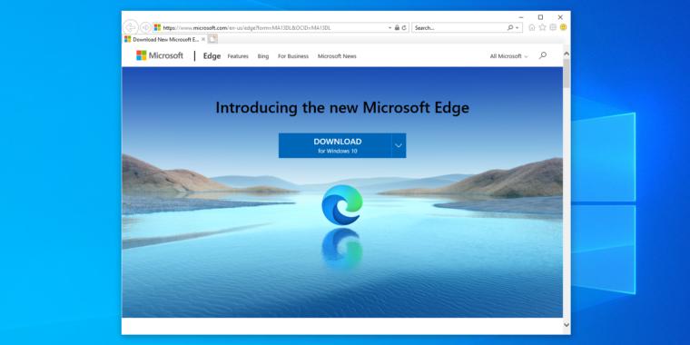 Les hommages à Internet Explorer