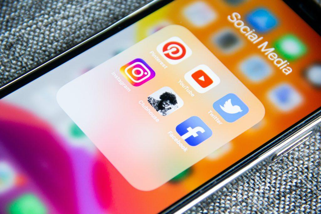 clubhouse - réseau social - 2021